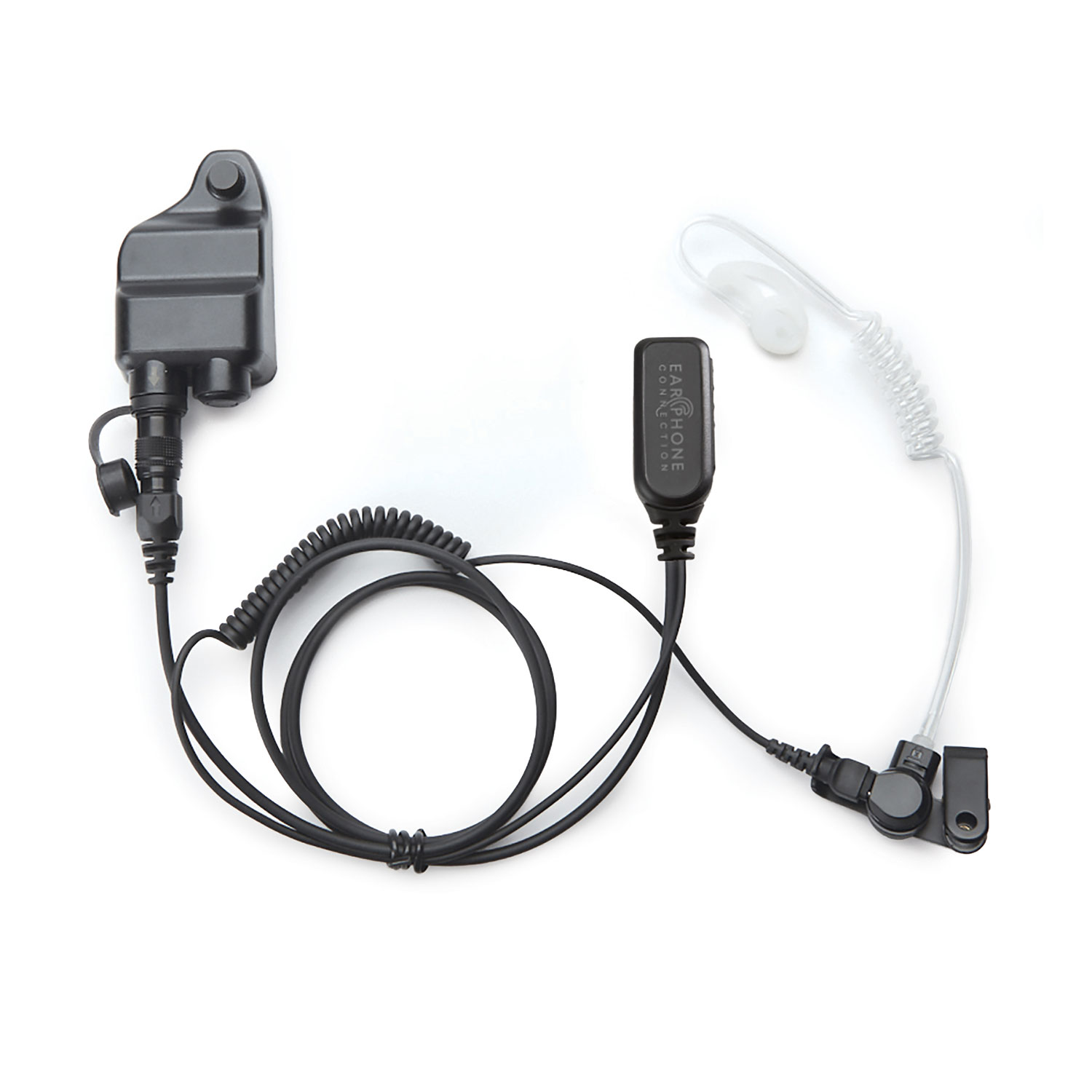 Ear Phone Connection Hawk EP1328 EC Easy Connect Lapel Micro