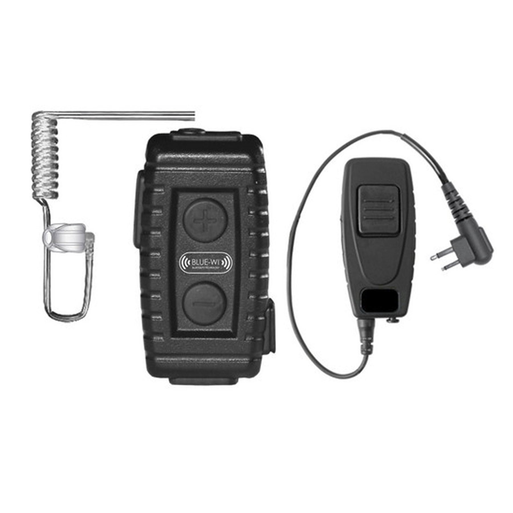 BLUE-WI Nighthawk Tactical Bluetooth Lapel Mic