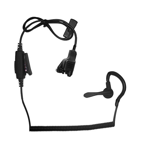 Ear Hugger All-In-One Headset with Microphone