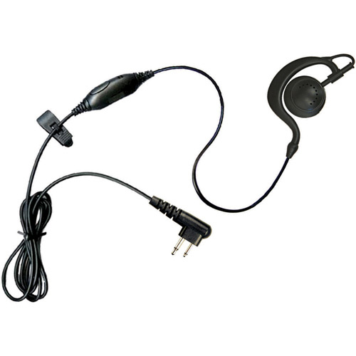 Klein Electronics Single Wire Agent Earpiece with Earloop fo