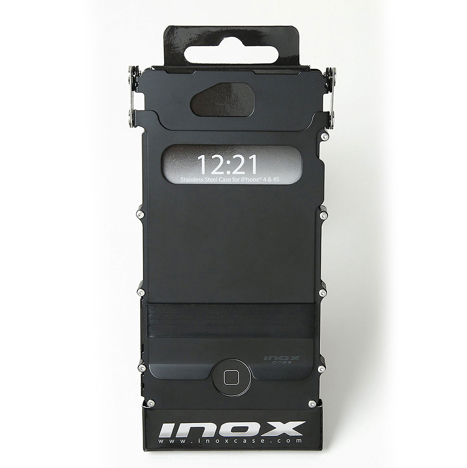 CRKT iNoxCase Stainless Steel iPhone 4 and 4S