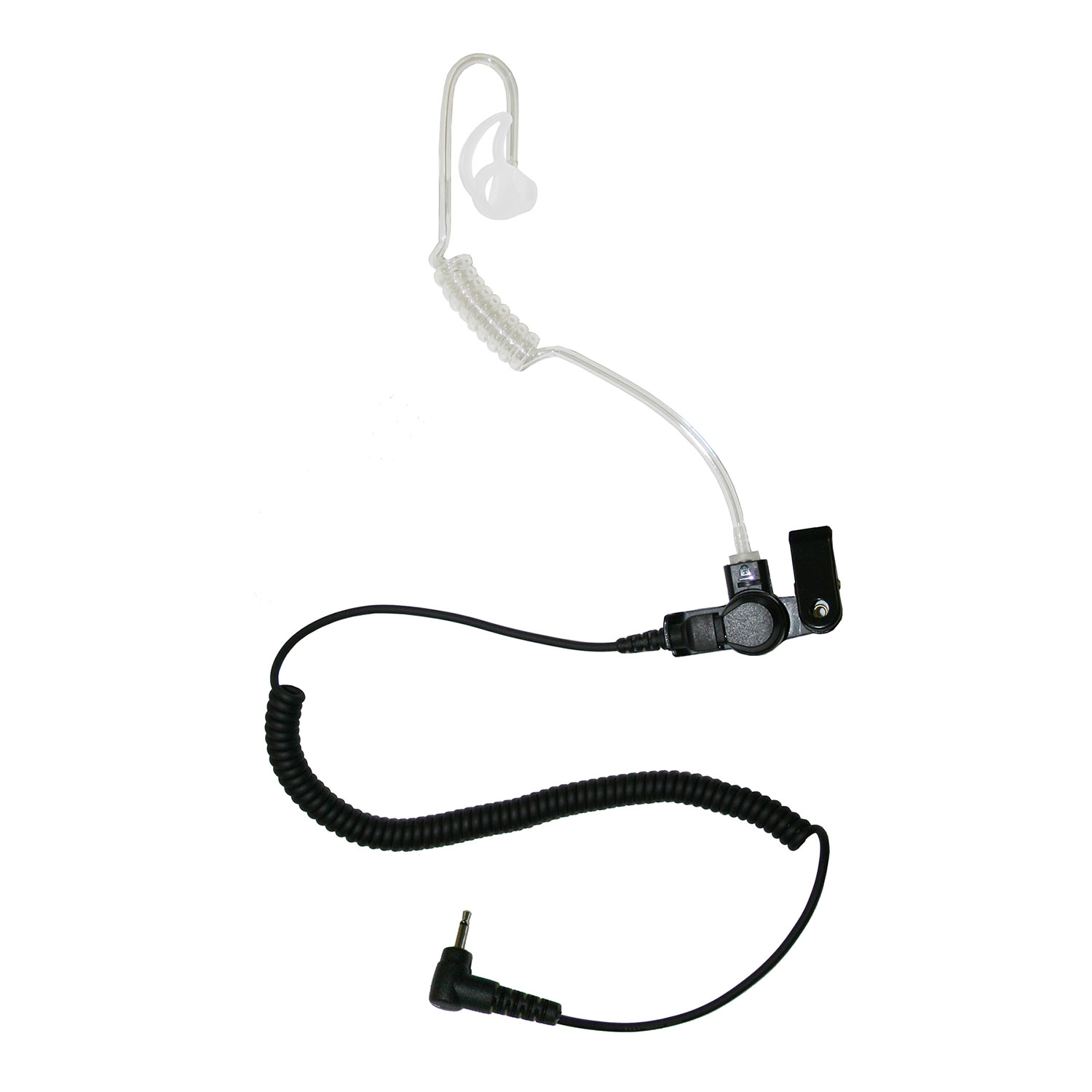 Ear Phone Connection Fox Listen-Only Earpiece with 2.5mm Con
