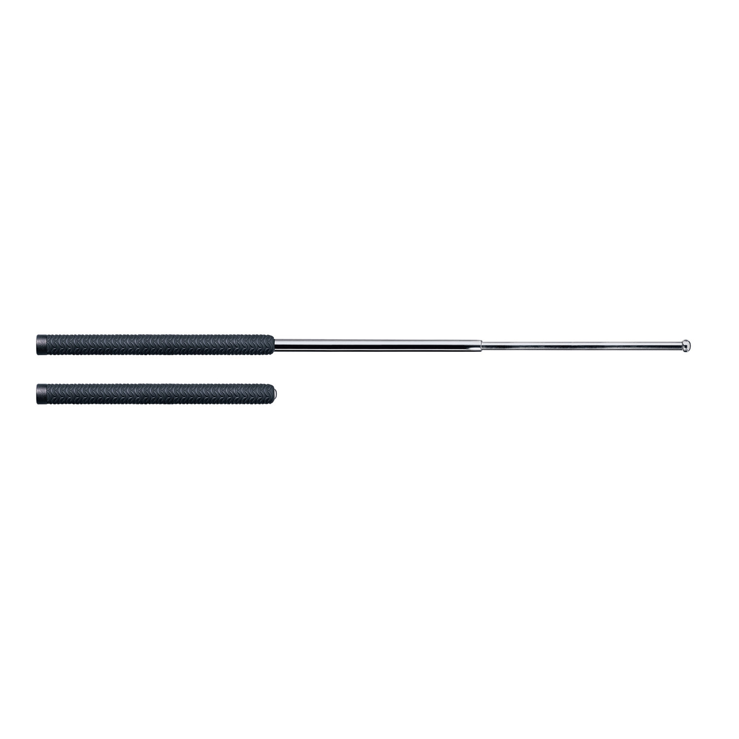 "ASP 26"" Chrome Wavemaster Expandable Baton"