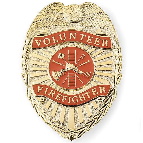 Volunteer Firefighter Emblem Galls Volunteer Firefi...
