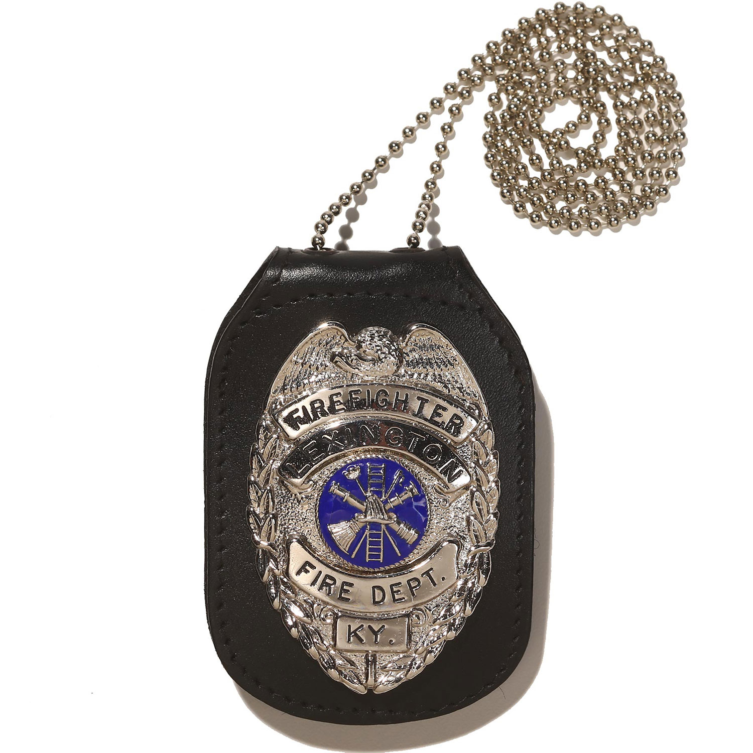 pendant necklace fallen blue police il zoom memorial fullxfull officer thin custom listing badge