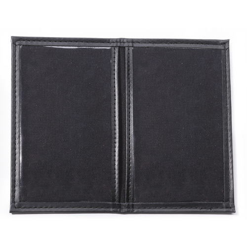 Perfect Fit RFID Blocking Thin Line Book Style Double Identi