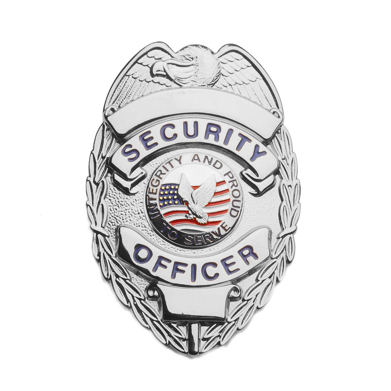 Lawpro Lite Security Officer Shield Badge
