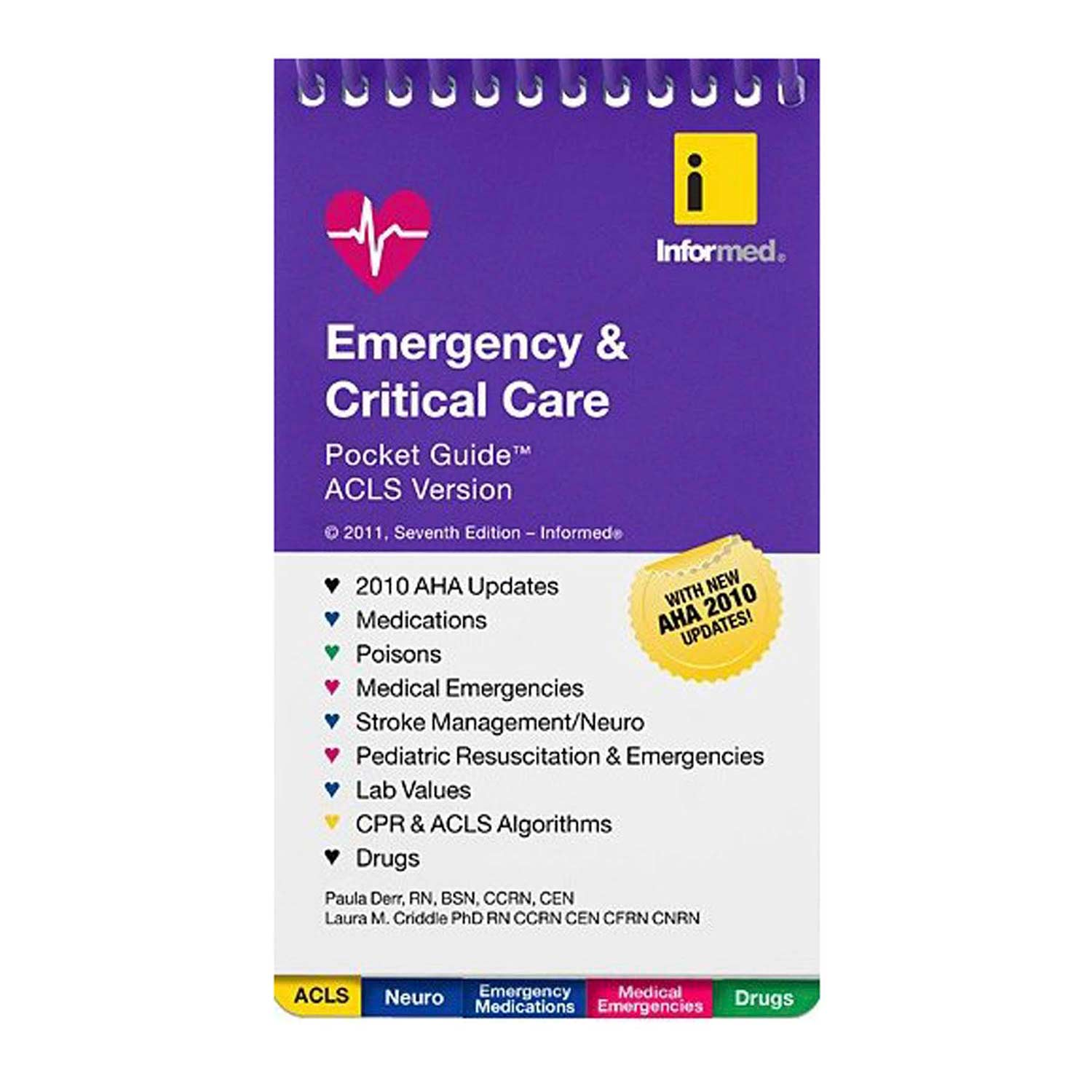 Emergency and Critical Care: Pocket Guide