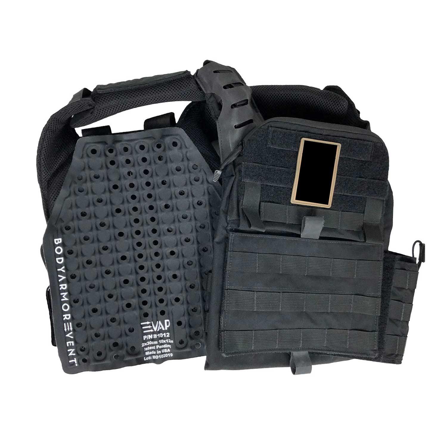 BODY ARMOR VENT Retrofit Kit