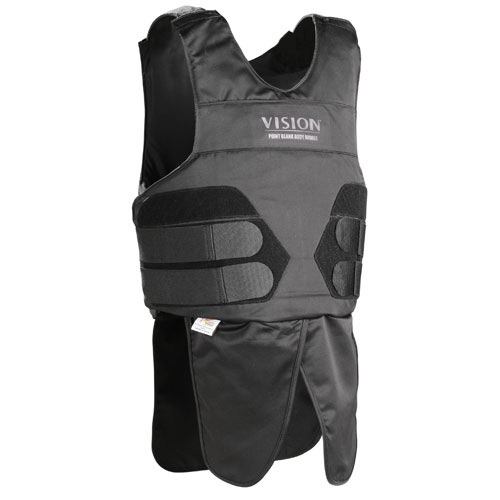 Point Blank Vision Body Armor with Thorshield Carrier Threat