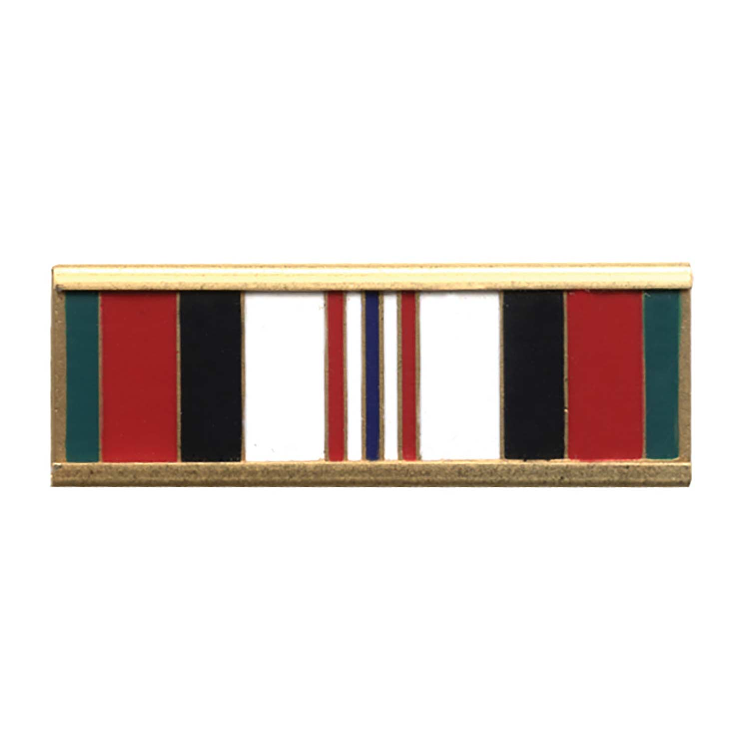 Blackinton Afghanistan Tribute Commendation Bar