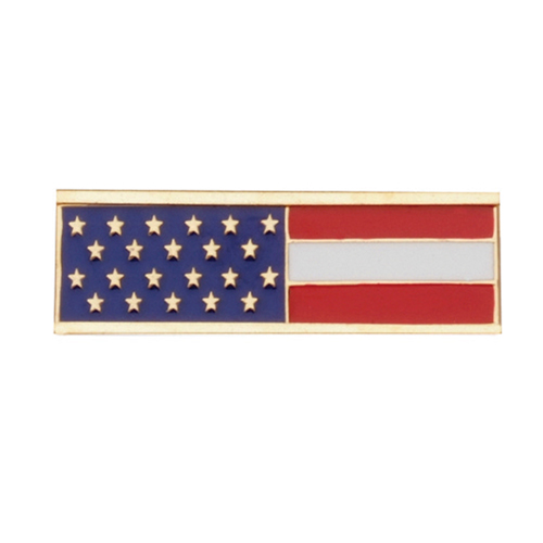 Blackinton Commendation Bar USA Flag