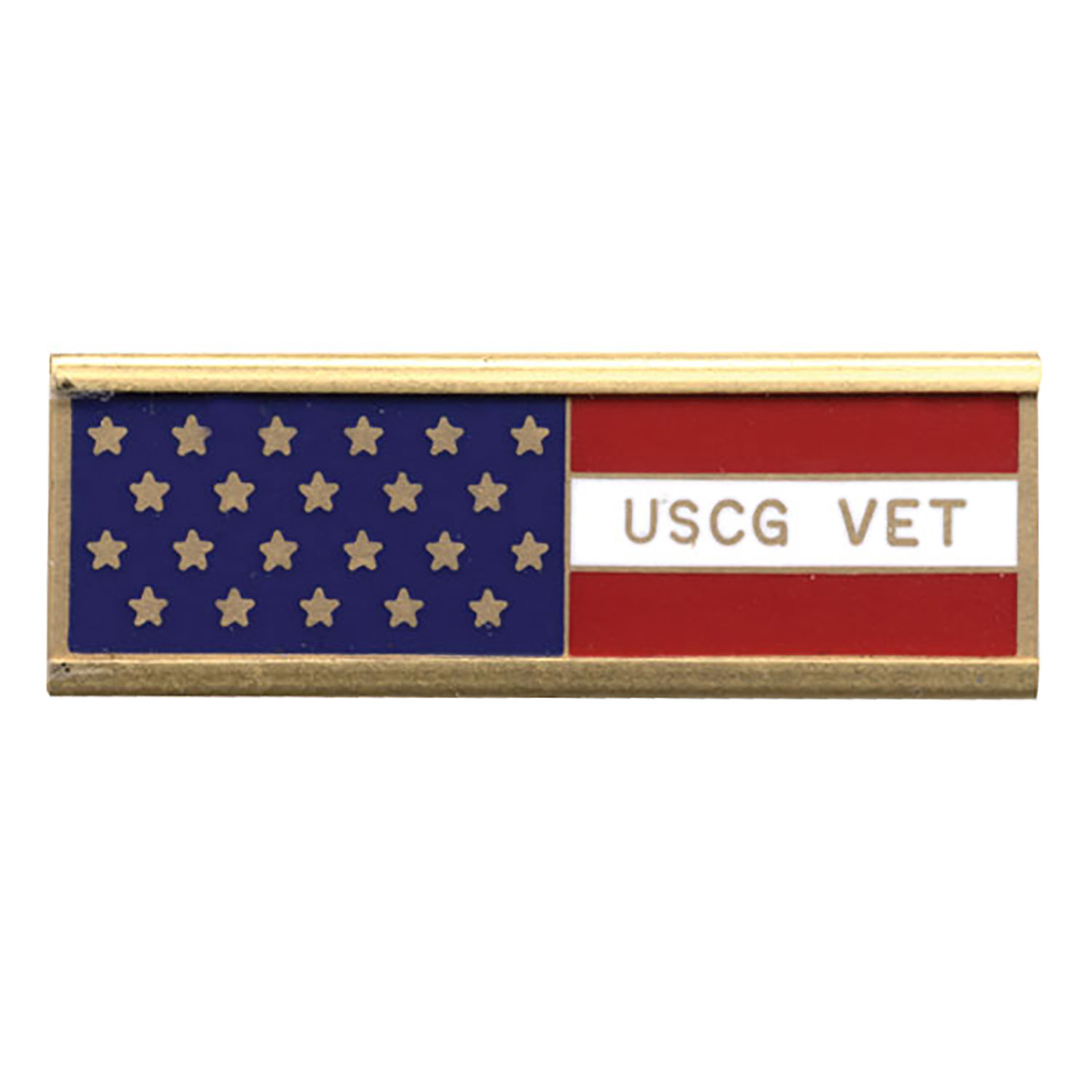 Blackinton United States Coast Guard Commendation Bar