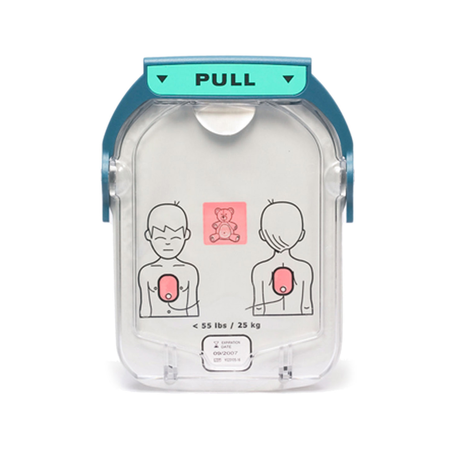Medic First Aid International OnSite Infant/Child SMART Pads