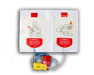Medic First Aid International's HeartStart Training Pads for