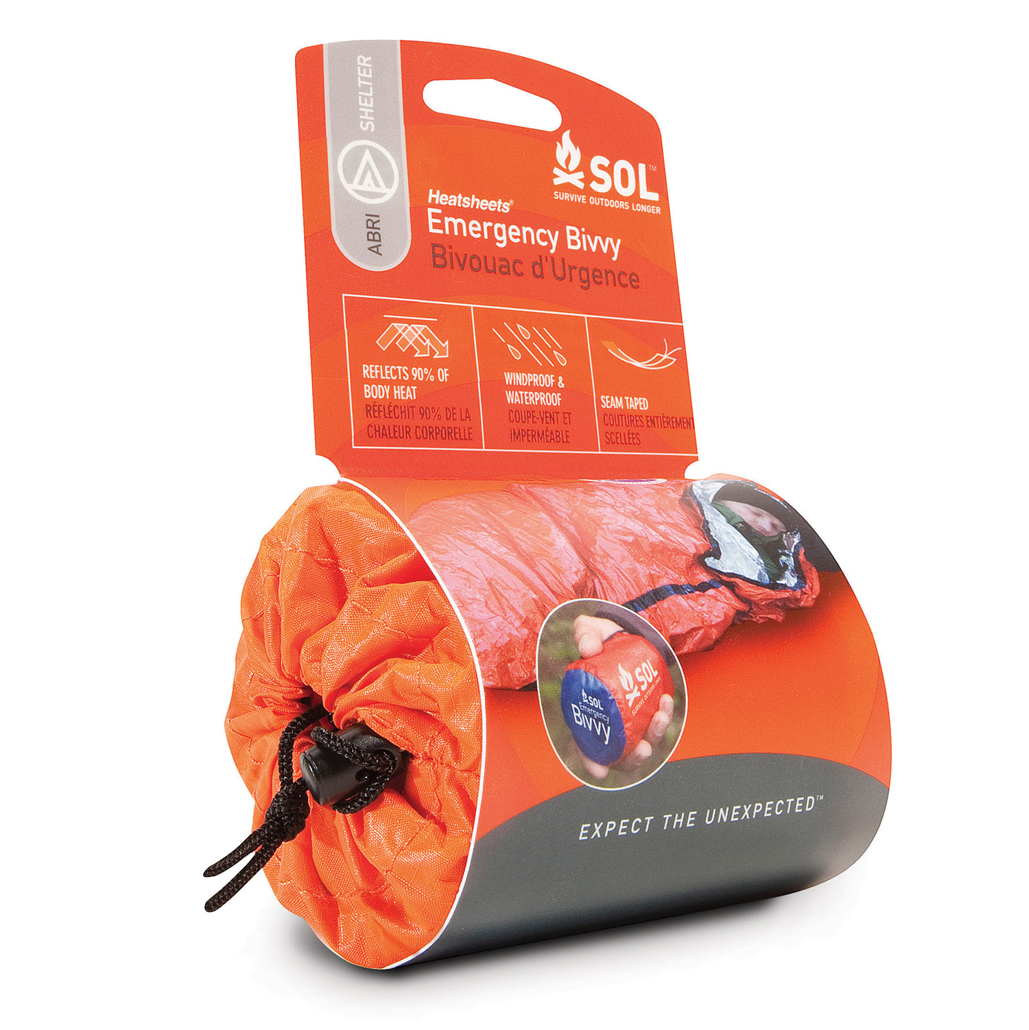 Adventure Medical Survive Outdoors Longer Emergency Bivvy