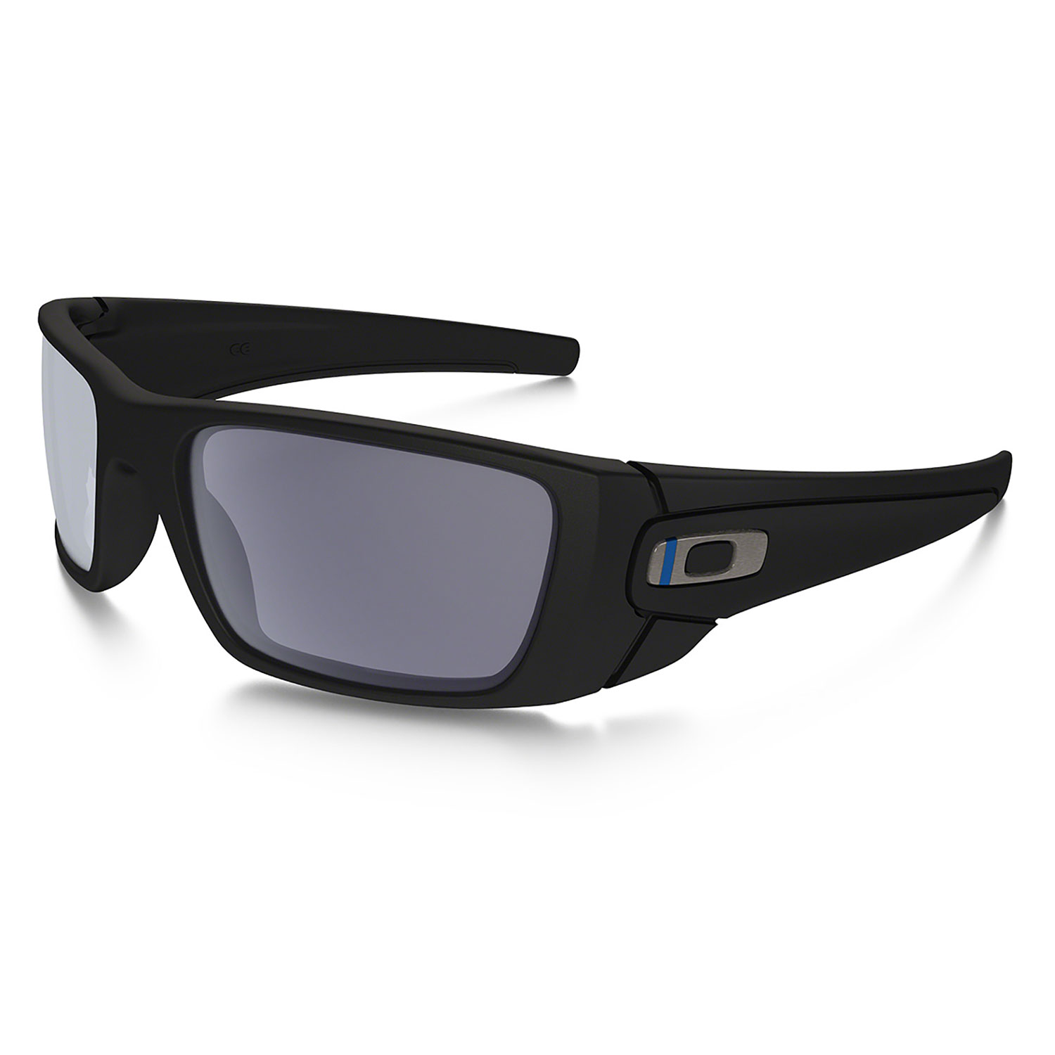 9b18e21b0b7 Oakley SI FUEL CELL THIN BLUE LINE BL BK W GREY