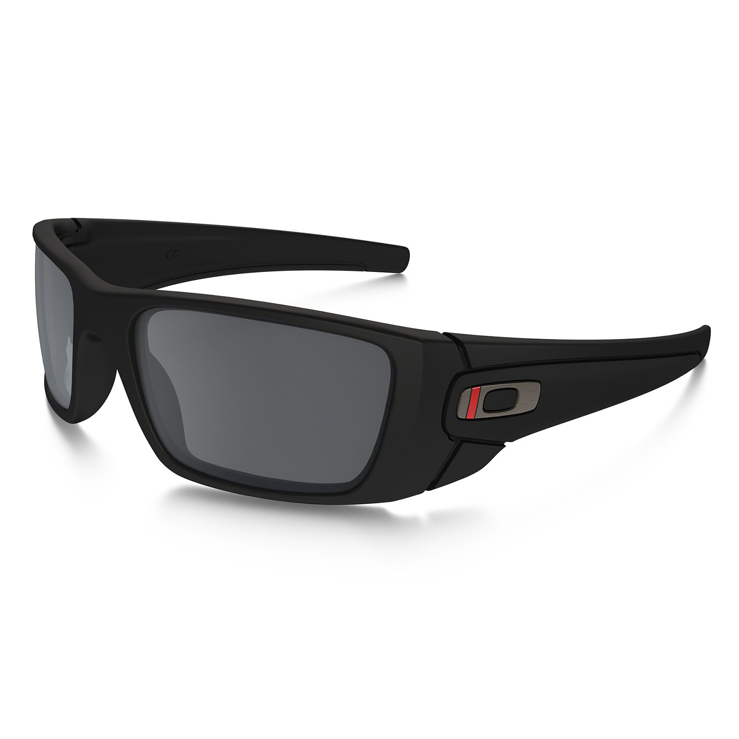 Oakley SI FUEL CELL THINREDLINE SATBLKW/BLK IRD