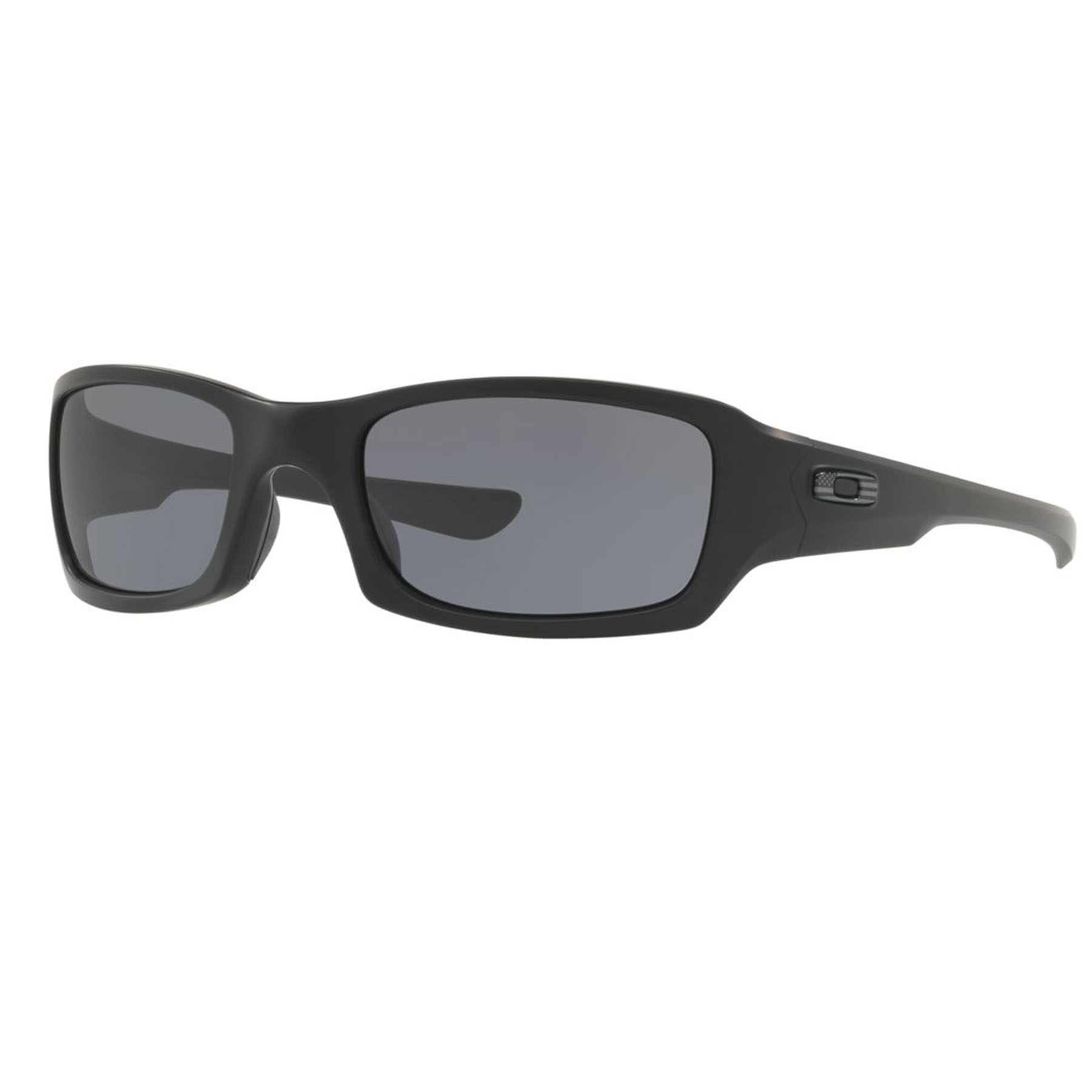 Oakley SI Fives Squared Tonal USA Matte Black Sunglasses wit