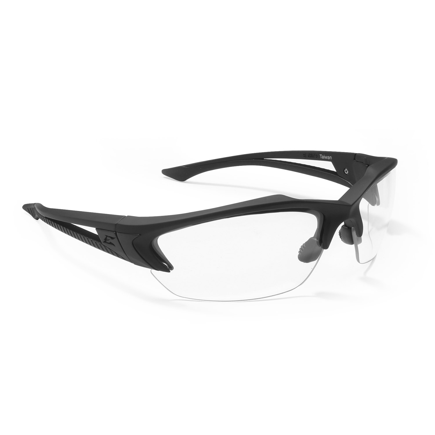 Edge Eyewear Acid Gambit Polarized Smoke Glasses