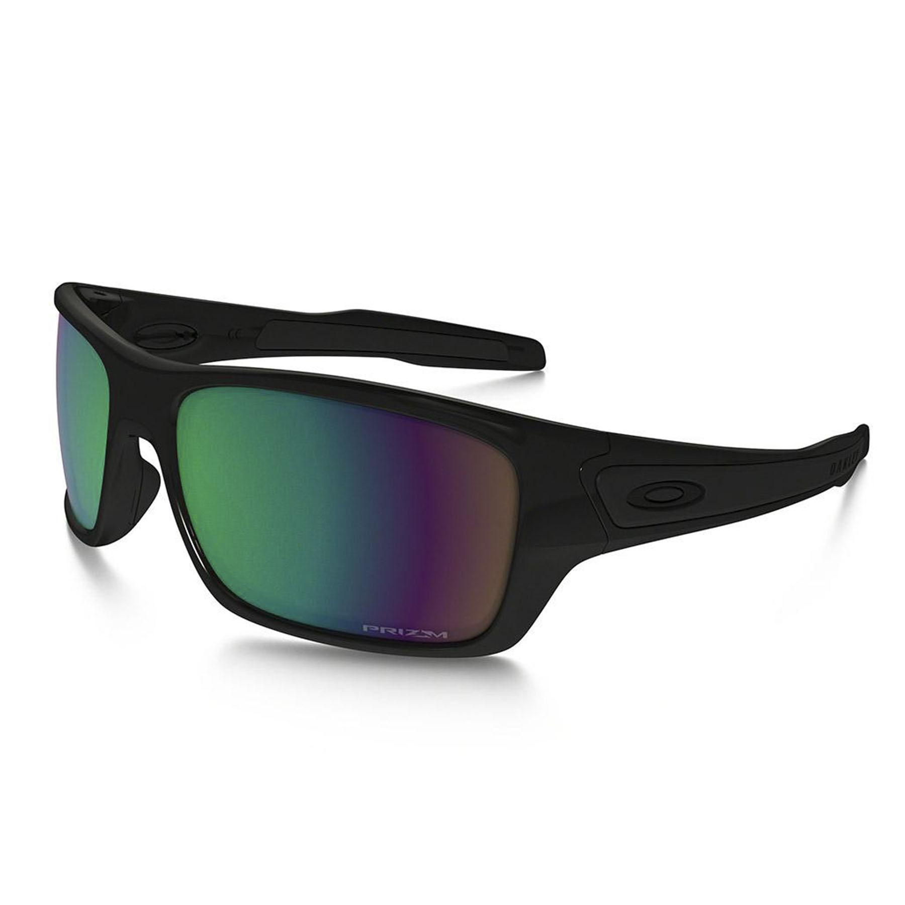54d593450f Oakley Turbine PRIZM Shallow Water Polarized Sunglasses