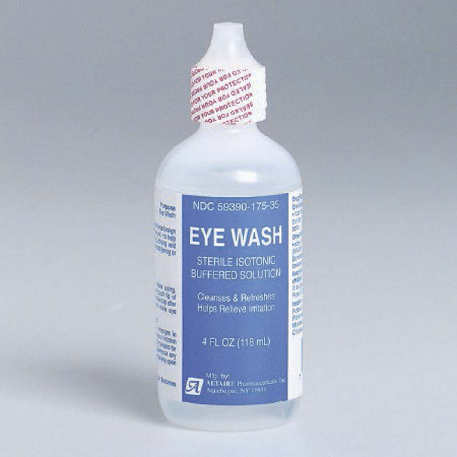 Honeywall Eyesaline 4oz. Bottle
