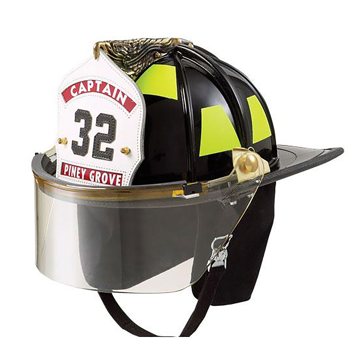 "Lion Paul Conway American Classic Helmet with 4"" Face S"