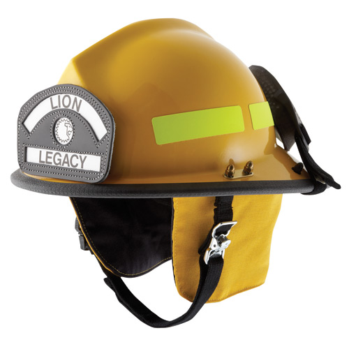 Lion Paul Conway Legacy 5 Helmet with ESS Goggles