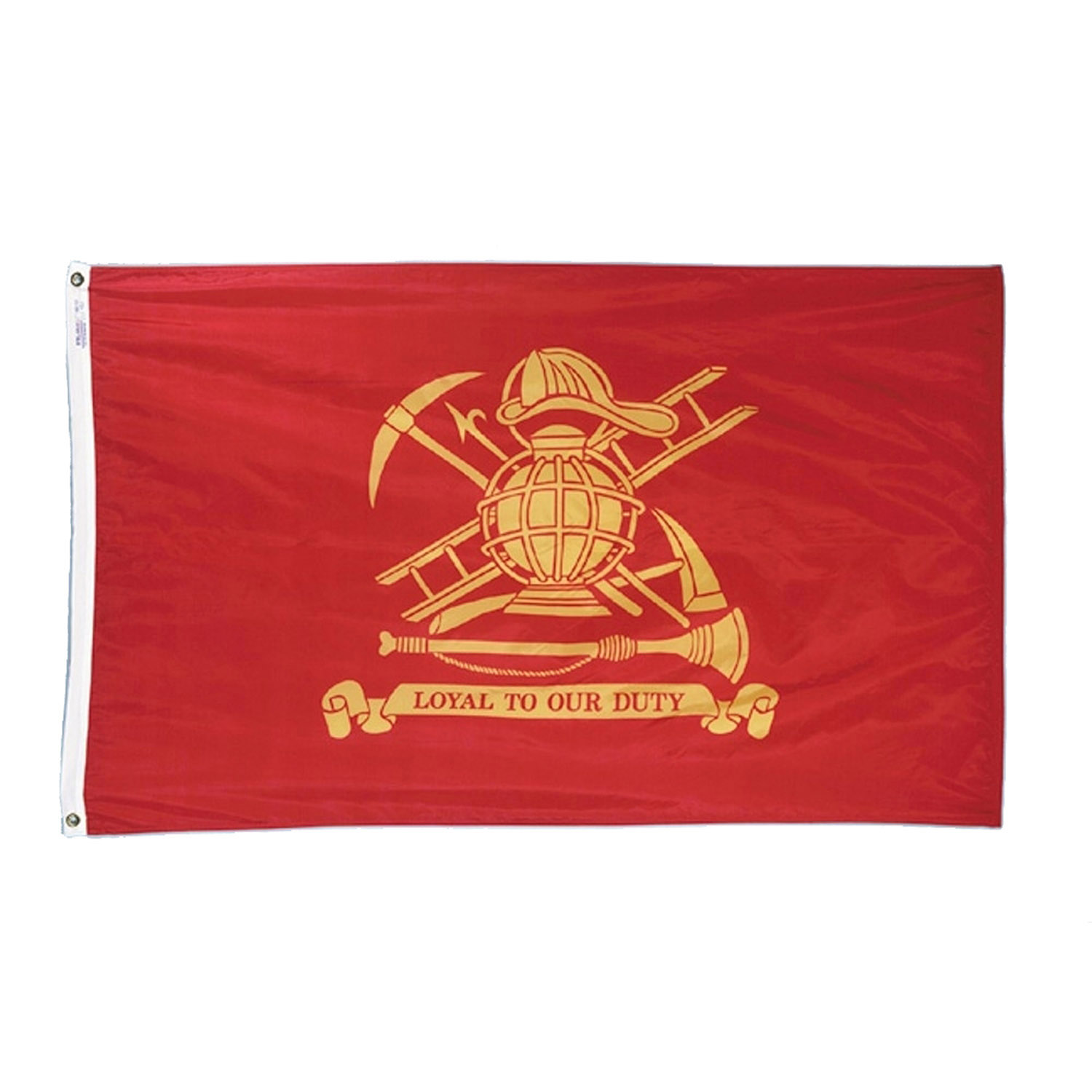 Annin Flagmakers 3X5 Nylon Fire Fighter Flag
