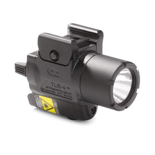 Streamlight TLR 4 Compact Weapon Light with Laser Sight