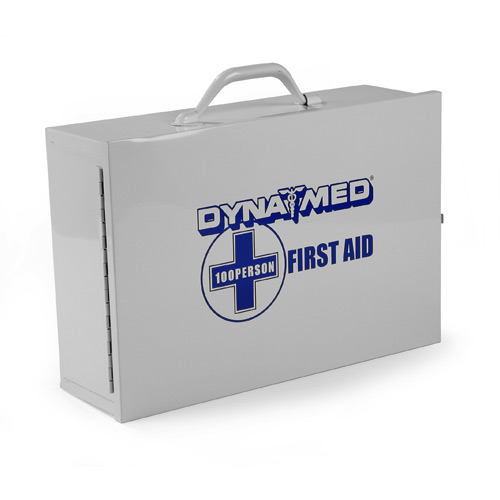 Dyna Med 100 Person First Aid Kit