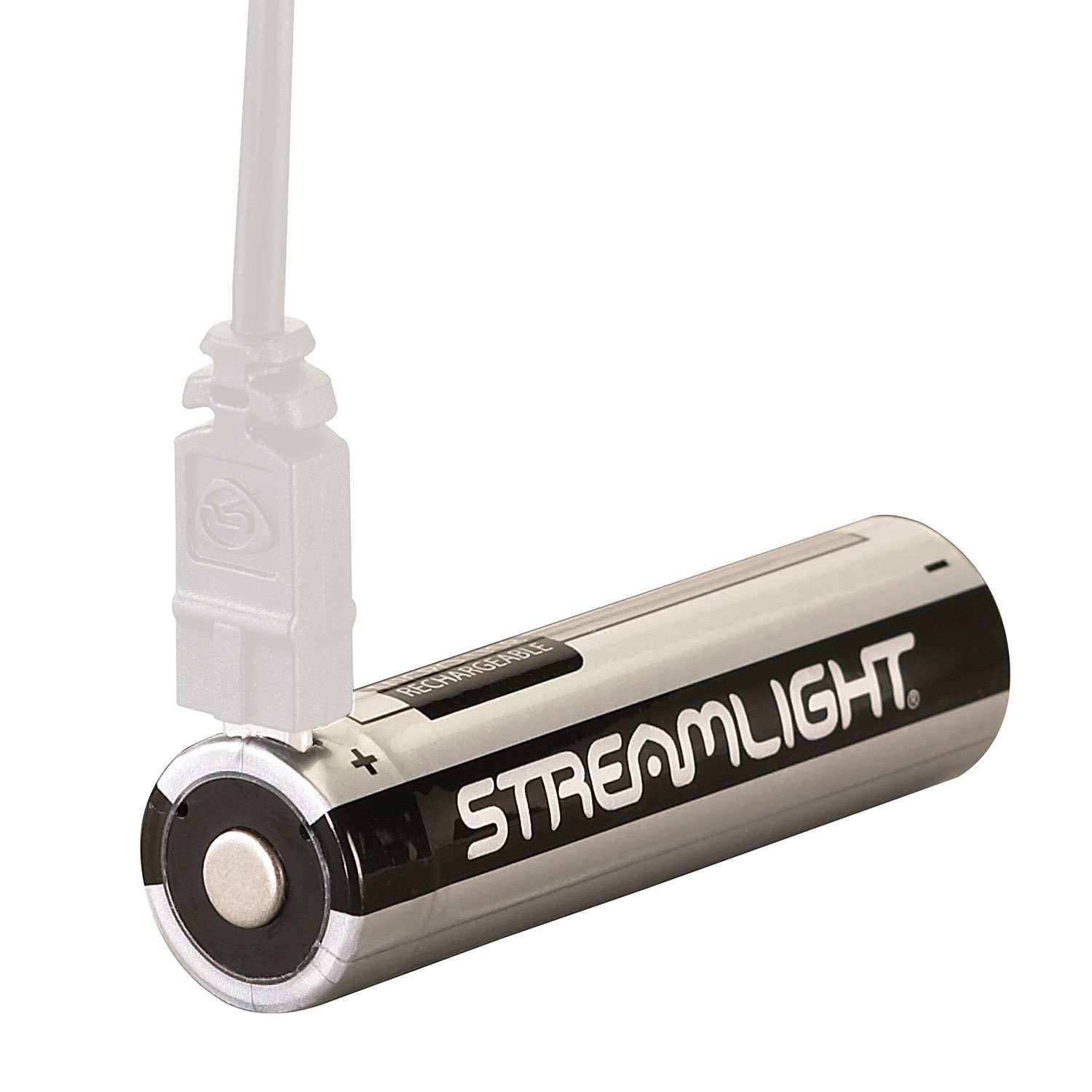 Streamlight Usb 18650 Rechargeable Lithium Ion Battery 2pk
