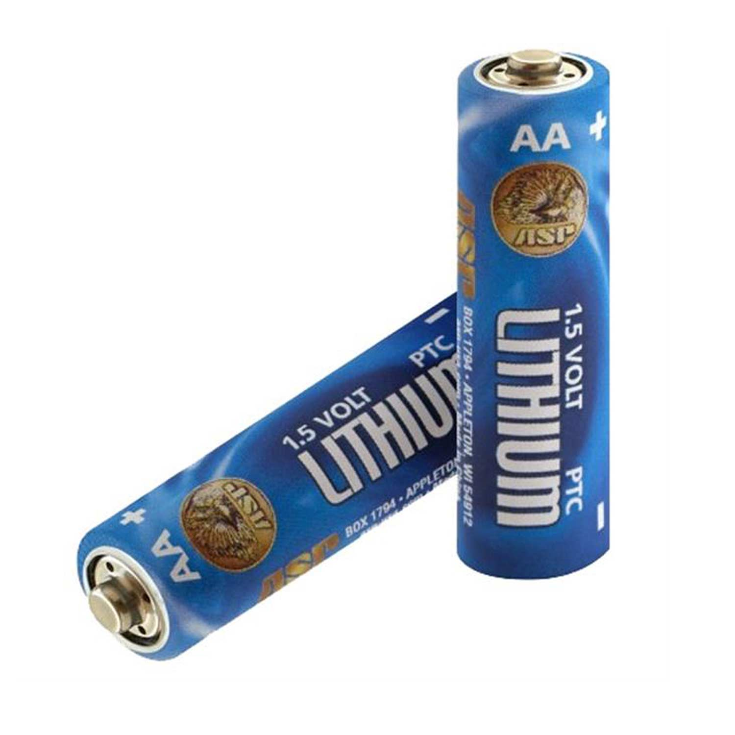 ASP AA/AAA 2 Pack Batteries