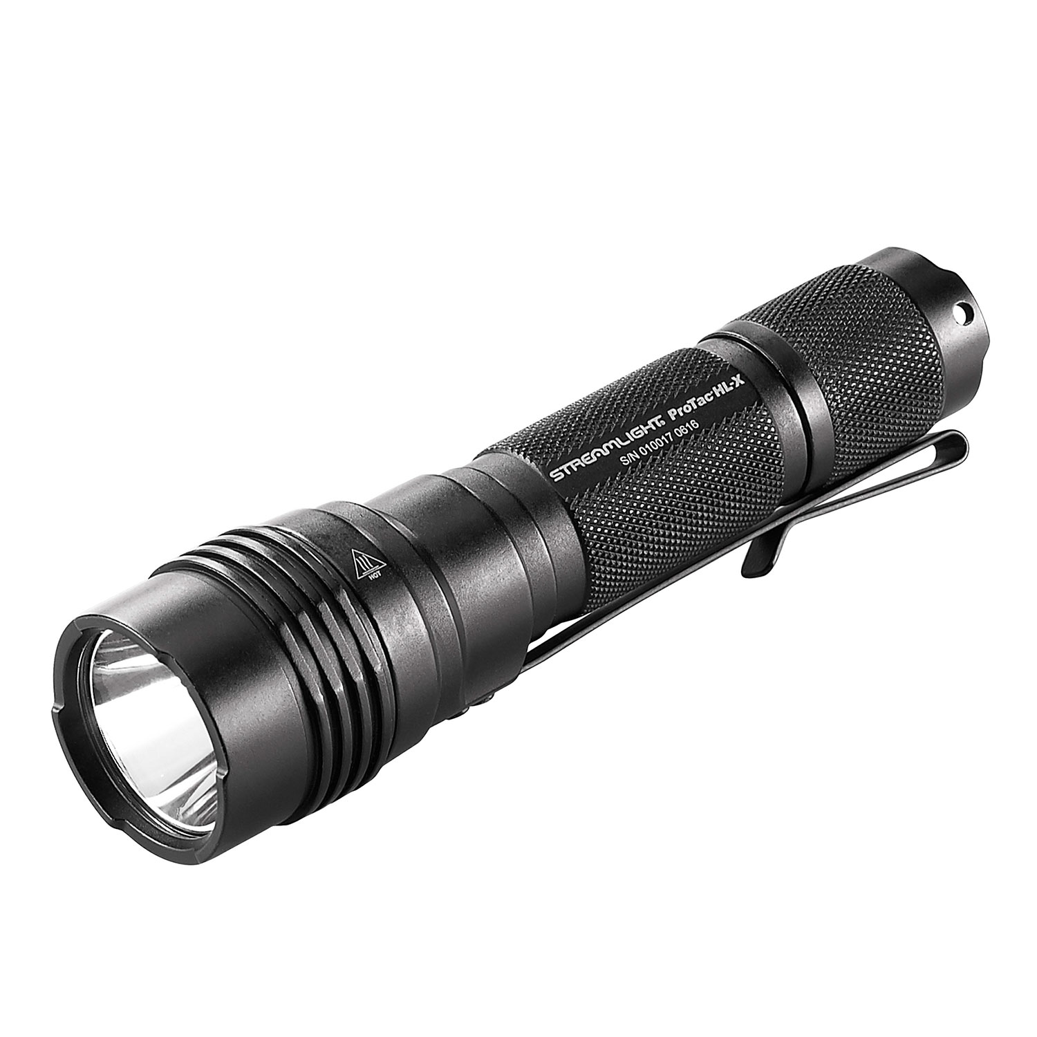 Streamlight ProTac HL-X Flashlight with USB Charging Battery