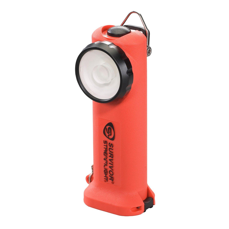 Streamlight Survivor Led Flashlight With Alkaline Battery Pack