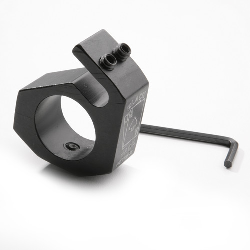 Black Jack Helmet Mount for Surefire 6P/Surefire G2 Nitrolon