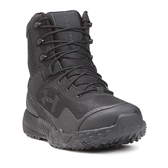 Lightweight Tactical Boots Waterproof Zipper Side Zip