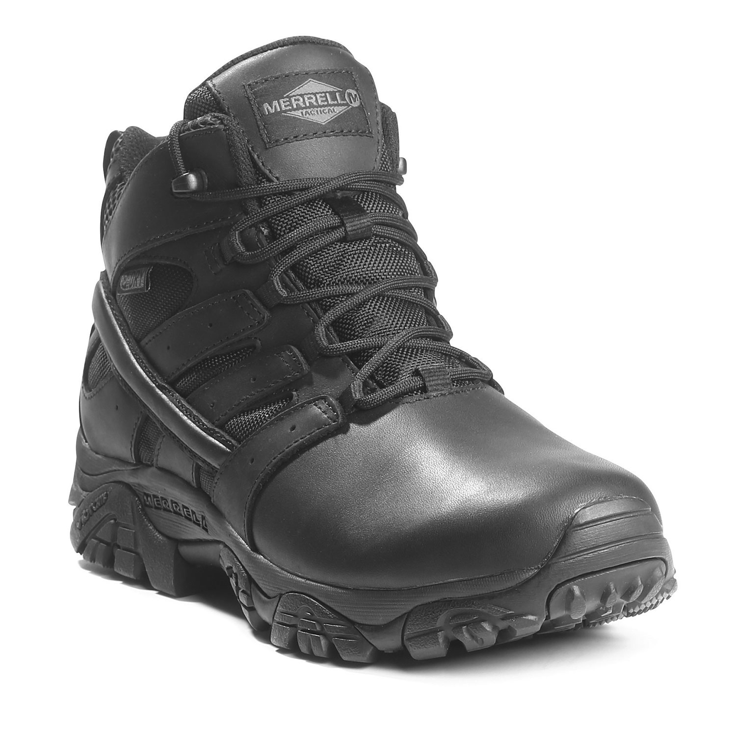 Merrell Moab 2 Mid Tactical Response Waterproof Boots