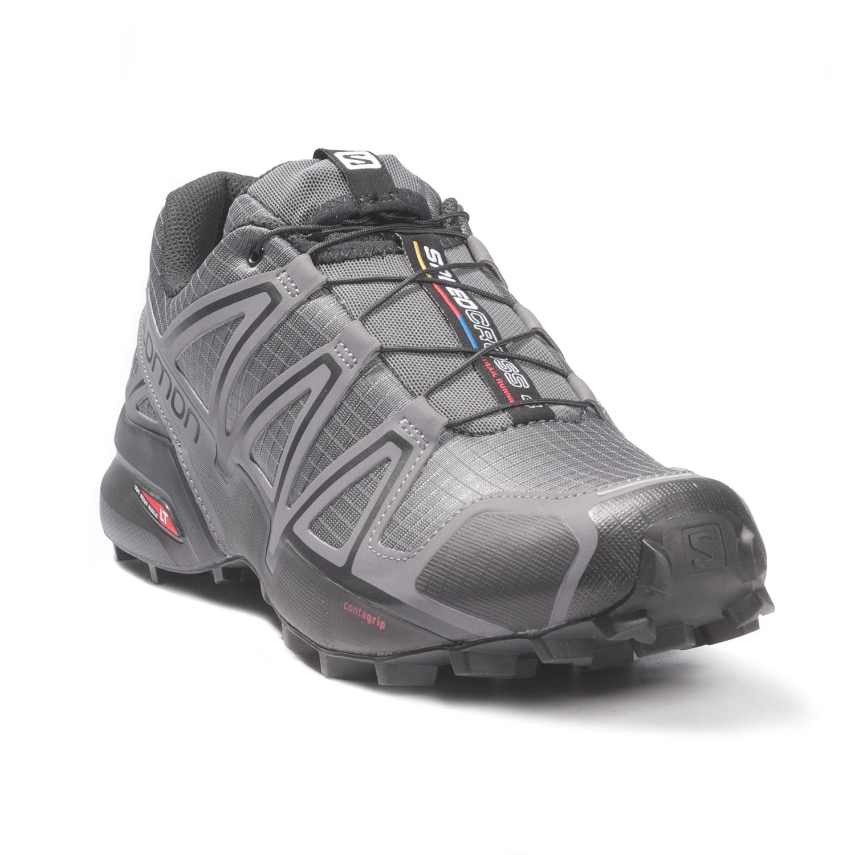 newest e6150 6b65c Salomon SPEEDCROSS 4 Athletic Shoe.