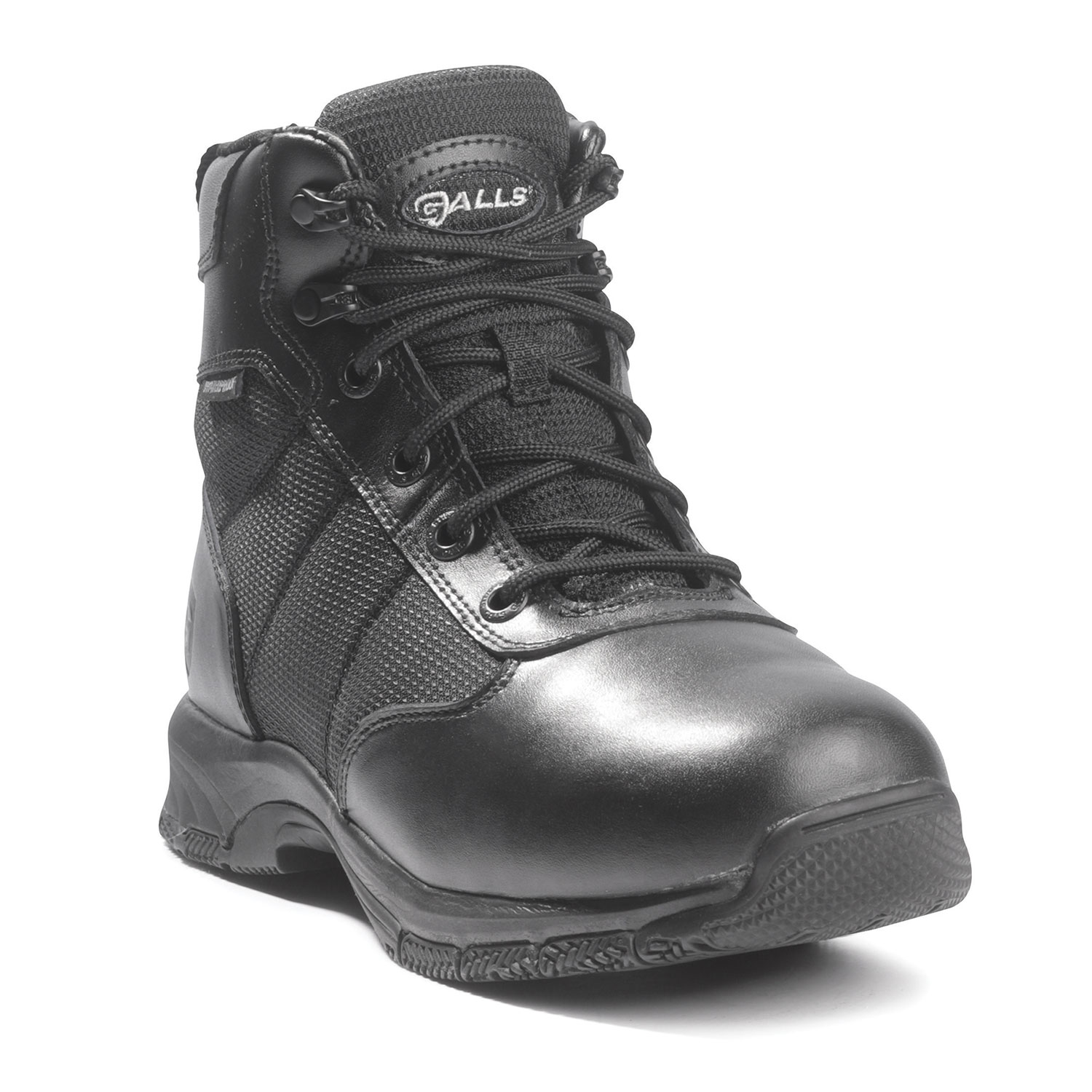 Galls G-TAC Womens Athletic 6 inch SZ WP Polishable Toe Boot