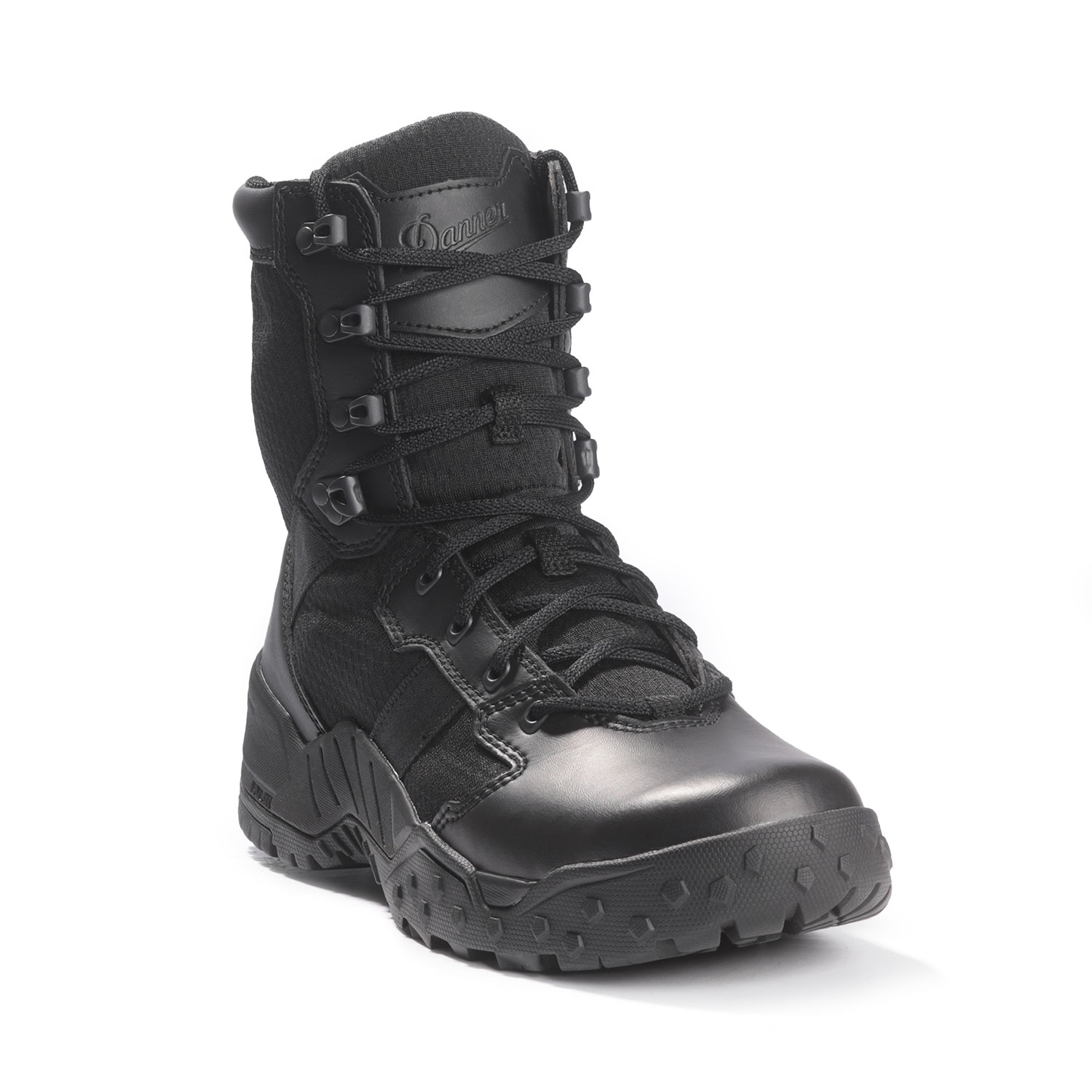 "Danner Scorch 8"" Side Zip Duty Boot"
