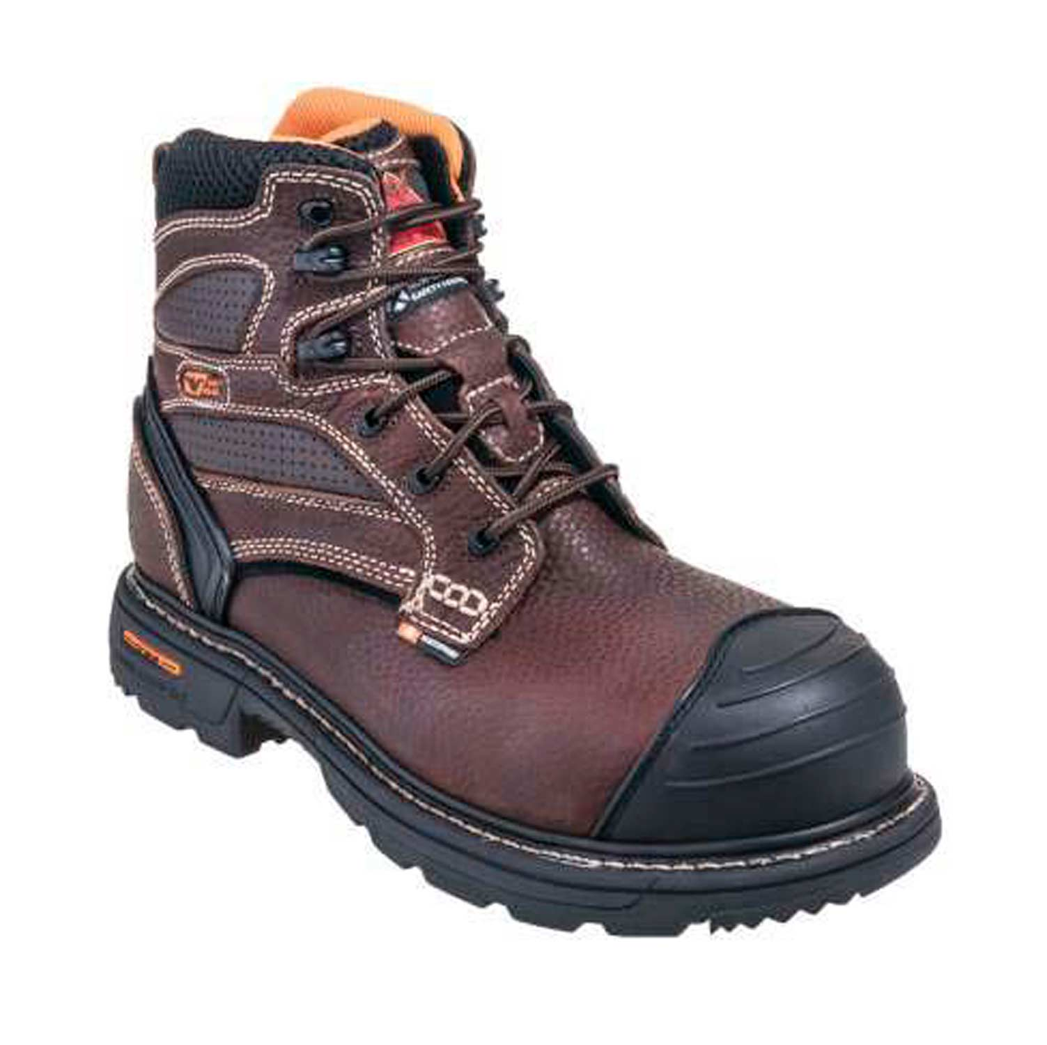 9ff8f412598 Thorogood Men's Composite Toe Waterproof Non Metal Boots.