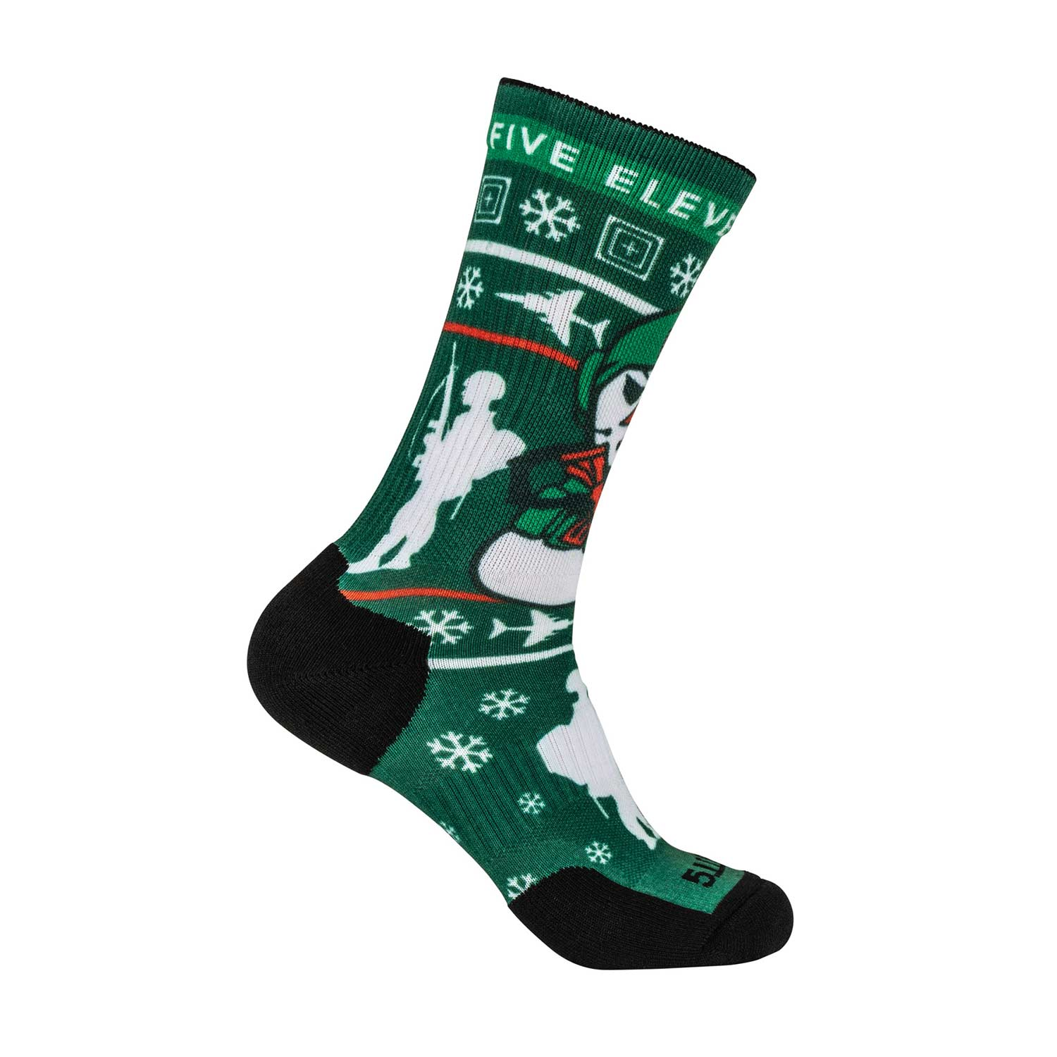 5.11 Sock and Awe Tactical Snowman Crew Sock