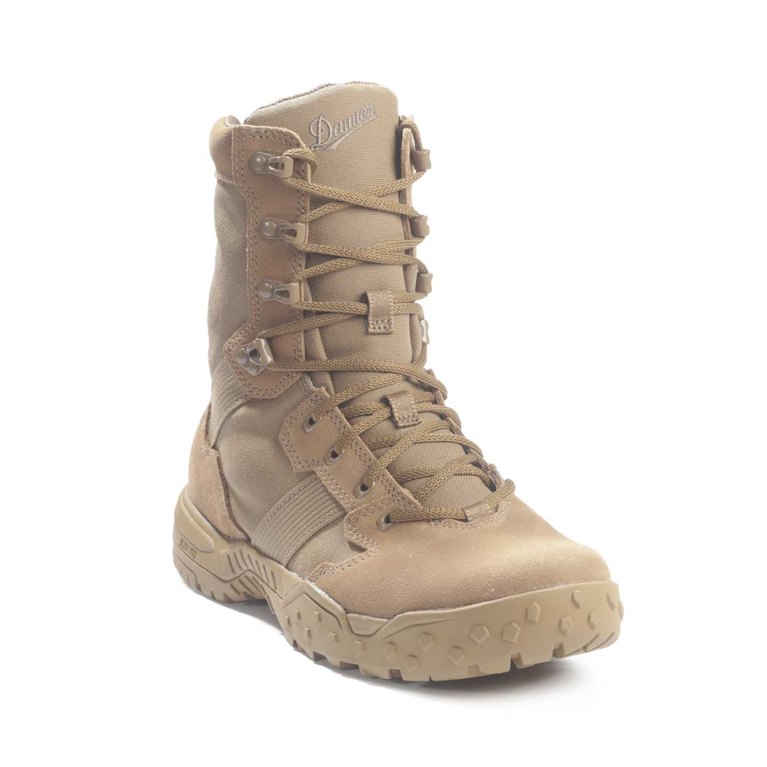 "Danner Scorch Military 8"" Coyote Hot Boot"