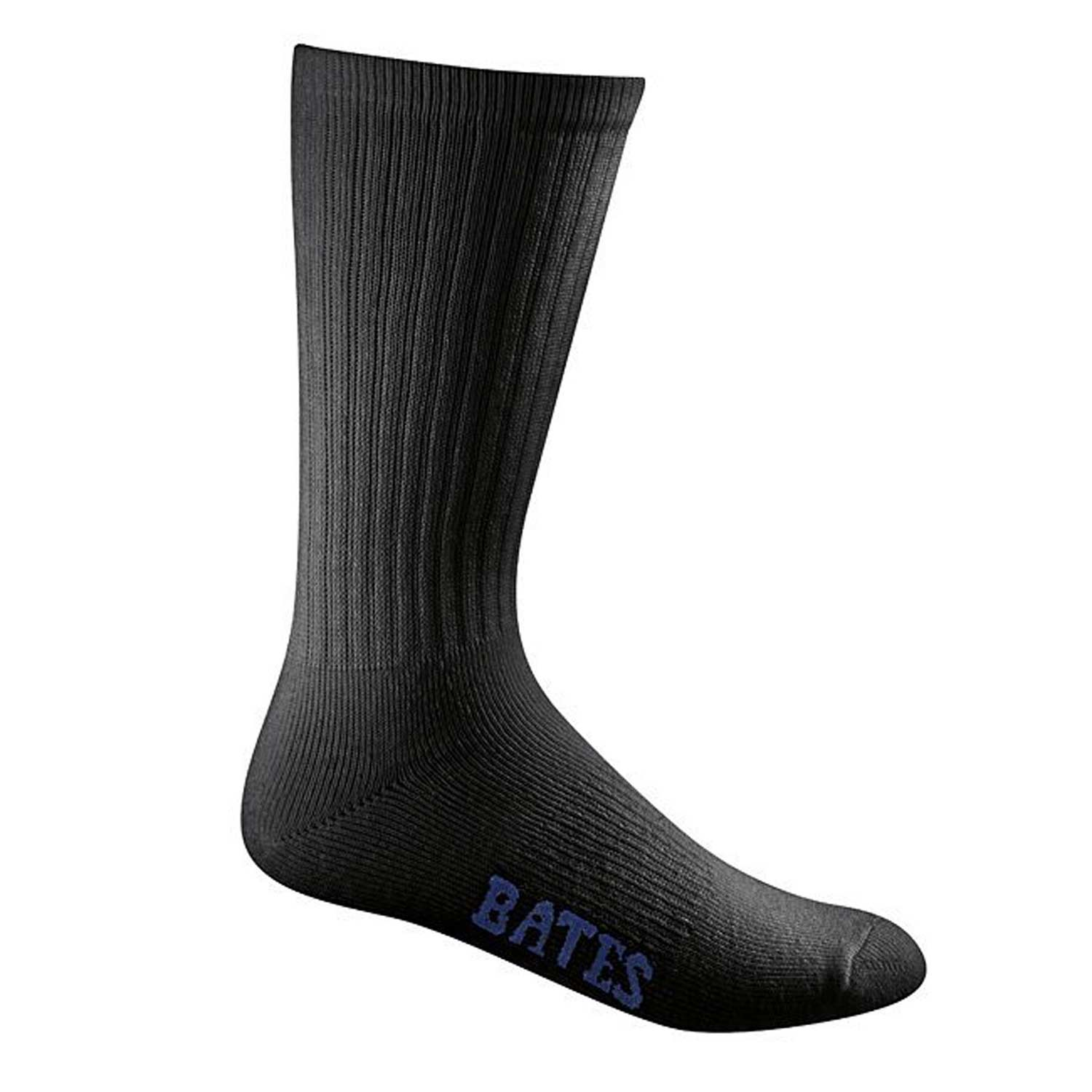 Bates Cotton Crew 4 Pack Sock