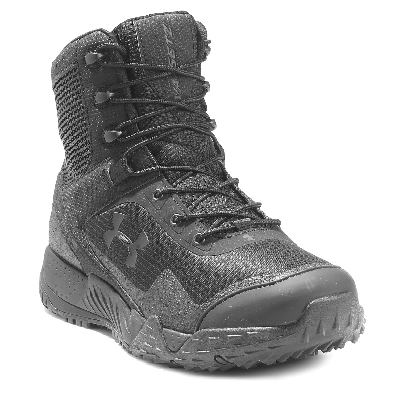 Under Armour 7 Quot Valsetz Rts Side Zip Boot