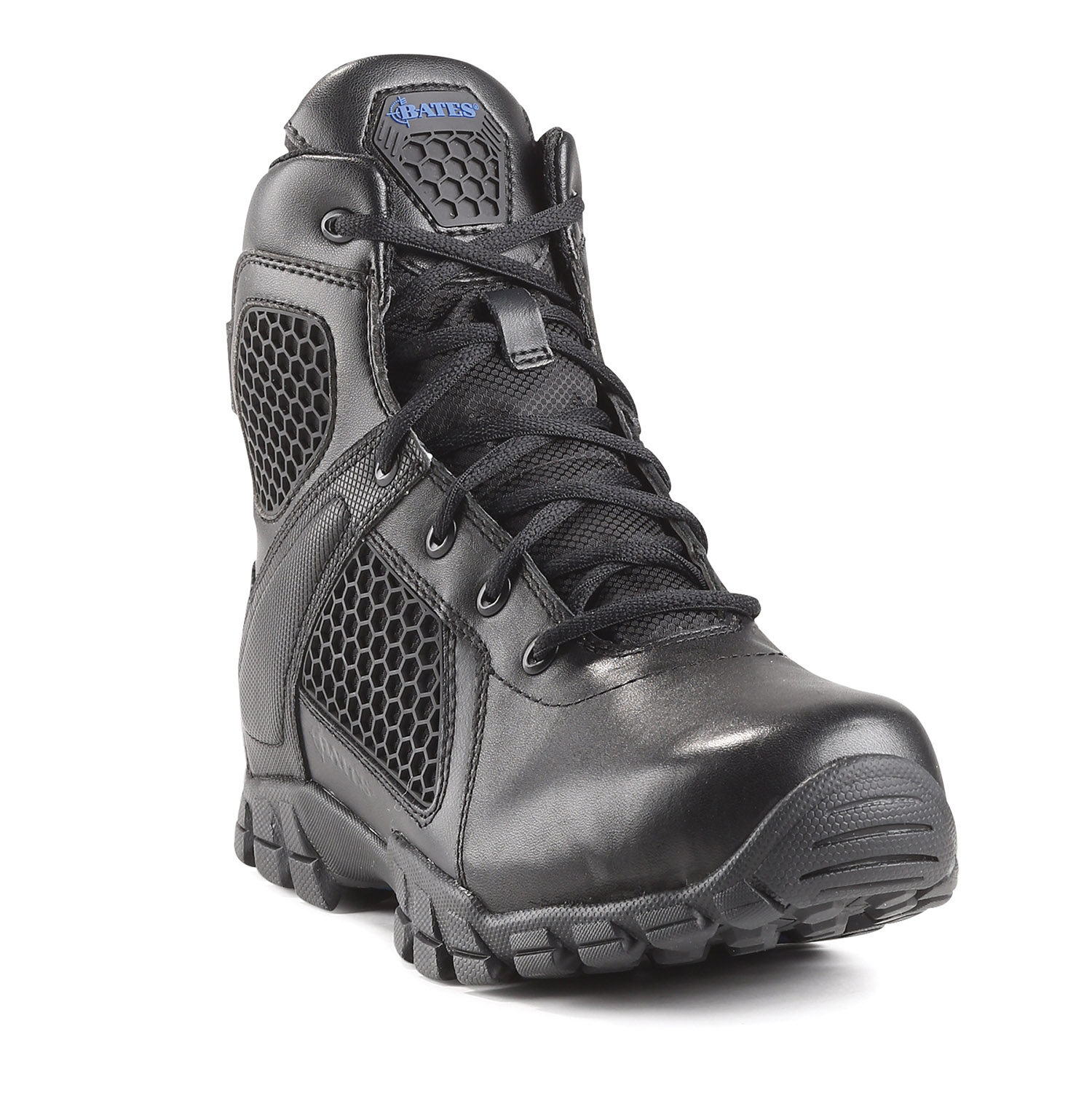 "Bates 6"" Shock Zipper Waterproof Boot"