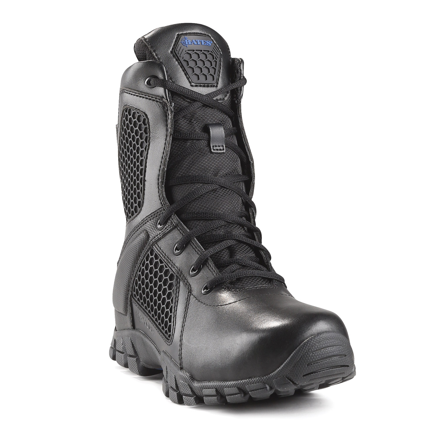 "Bates 8"" Shock Zipper Waterproof Boot"