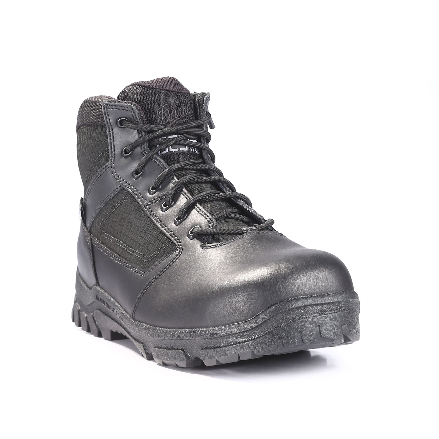 "Danner Lookout 5.5"" Composite Toe Side Zip Boot"
