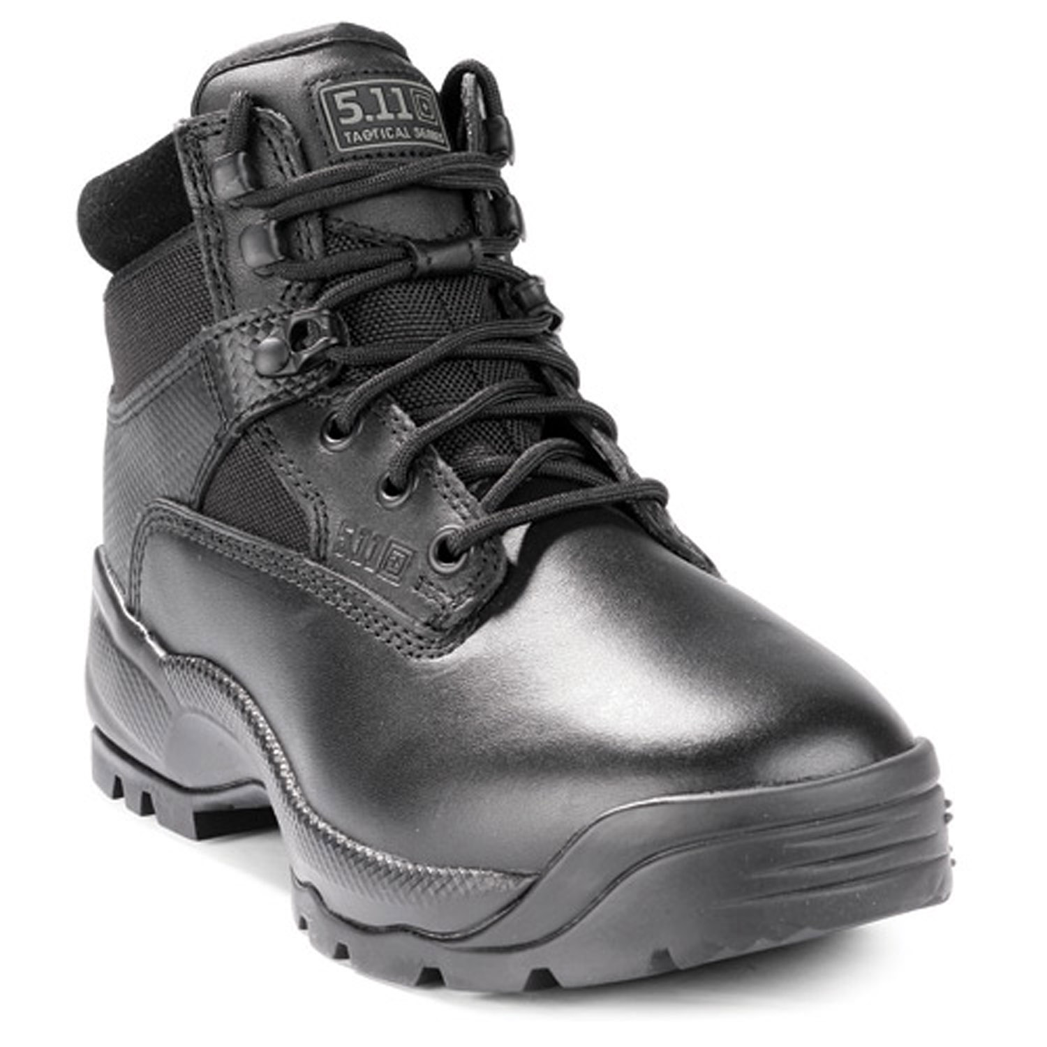 "5.11 Tactical Men's Zipper 6"" Tactical ATAC Quarter Boo"